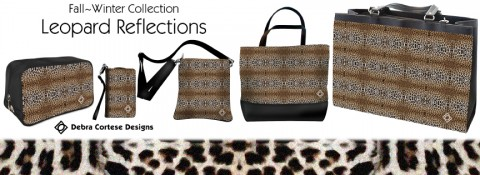 NEW fall-winter collection Debra Cortese Design handbags