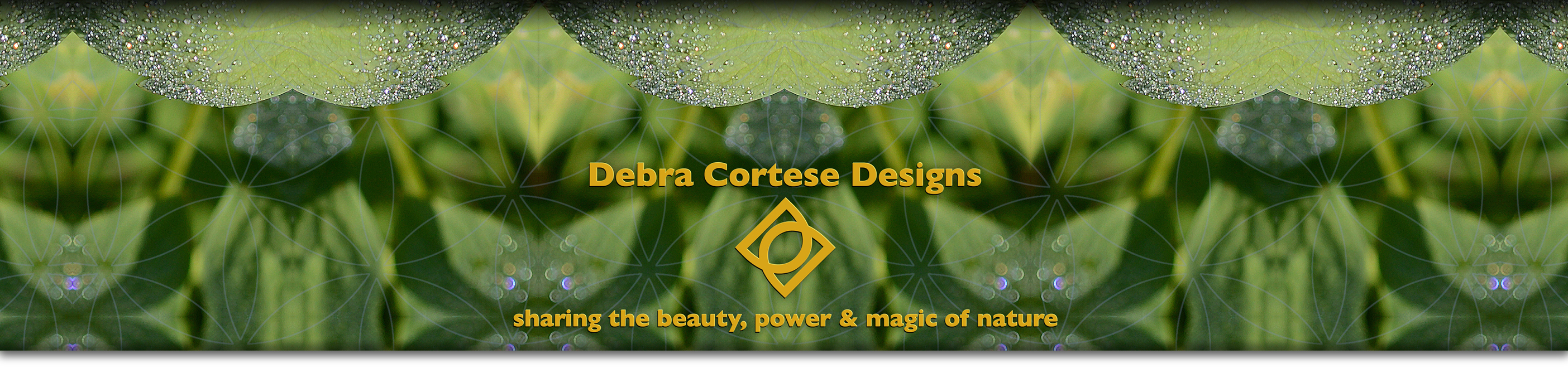 Debra Cortese Designs Sharing the beauty, power and magic of nature's energy