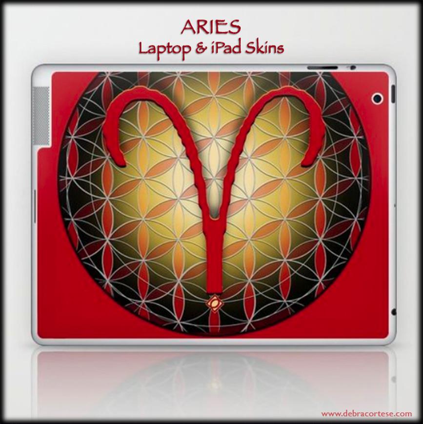 Debra Cortese Designs ARIES laptop skins, Nature Images, Art, De