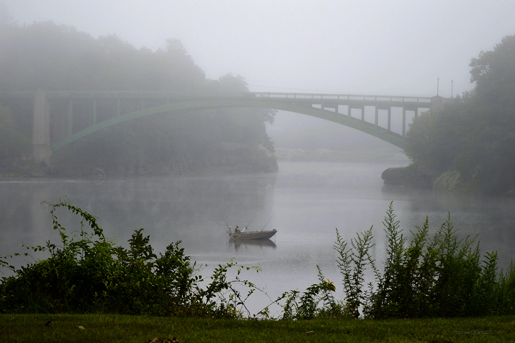 CLICK IMAGE for details on Foggy Fishing